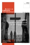 image bulletin-de-litterature-ecclesiastique-n0462-avril-juin-2015-9770743224629
