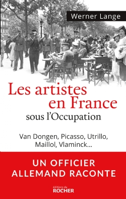 image les-artistes-en-france-sous-l-occupation-9782268076492