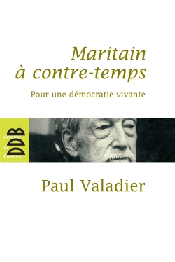 image maritain-a-contre-temps-9782220057590