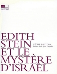 image edith-stein-et-le-mystere-d-isrAEl-9782940090372