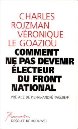 image comment-ne-pas-devenir-electeur-front-national-9782220043463
