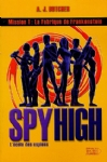 image spy-high-tome-1-9782268055145